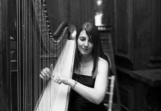 Welsh Harpist Ruth Elen Hicks